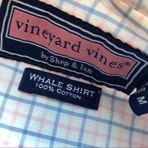Vineyard Vines Shirts - Vineyard Vines The Whale Shirt Size M Button Up